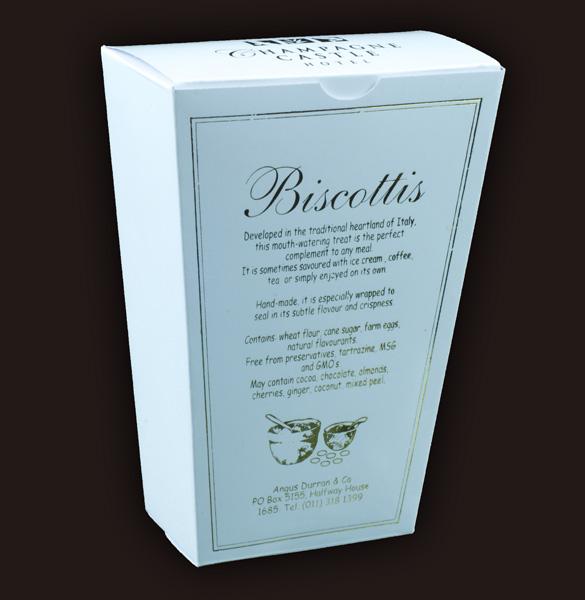 biscotti box