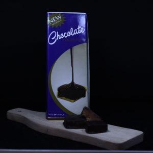 Chocolate Coated Fudge 10 piece