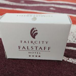Match Box Gift Fudge