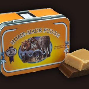 Fudge in a Tin 5 or 10pc